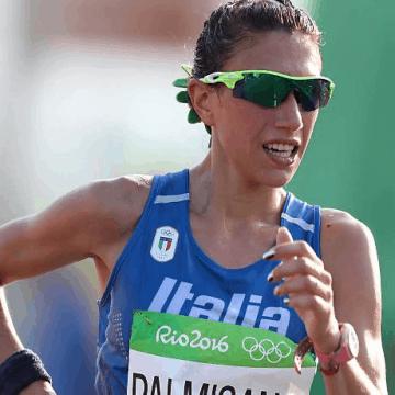 Antonella Palmisano - Foto FIDAL/Colombo