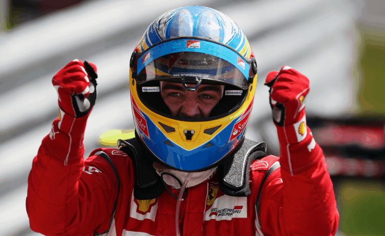 Fernando Alonso - Foto PresidenBertho - CC-BY-SA-2.0