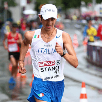 Massimo Stano - Foto FIDAL/Colombo
