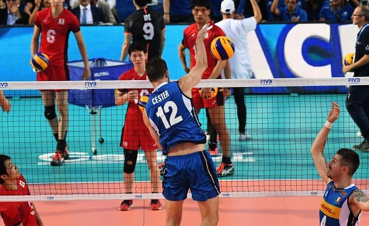 Cester-Nazionale-Italiana Volley
