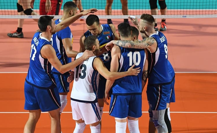 Calendario Italia Basket Europei.Europei Volley Maschile 2019 Il Calendario Completo Delle
