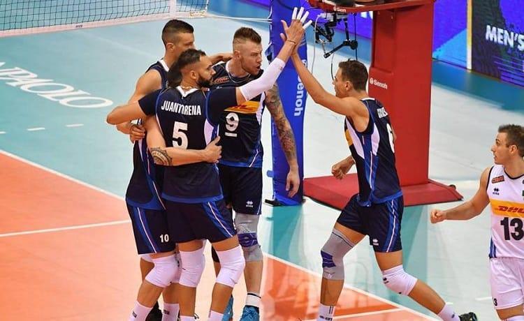 Italia-Volley-Esultanza