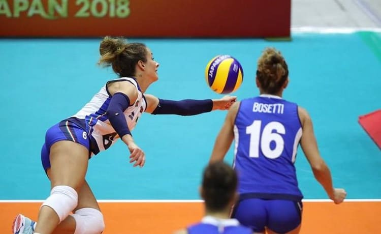 Italia Volley femminile Mondiali