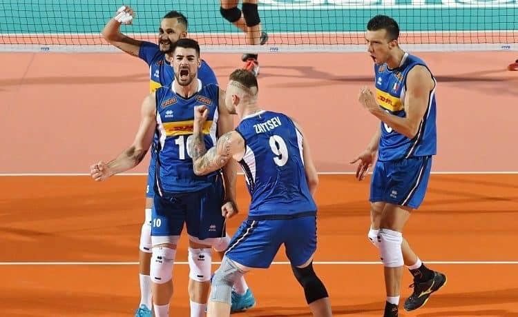 Mondiali di pallavolo: il sogno delll'Italia continua