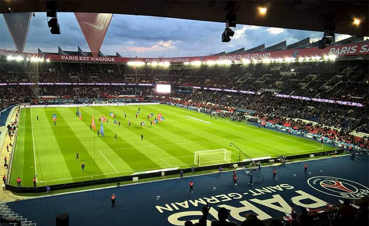 Champions League 2018/2019, Psg-Manchester United ...