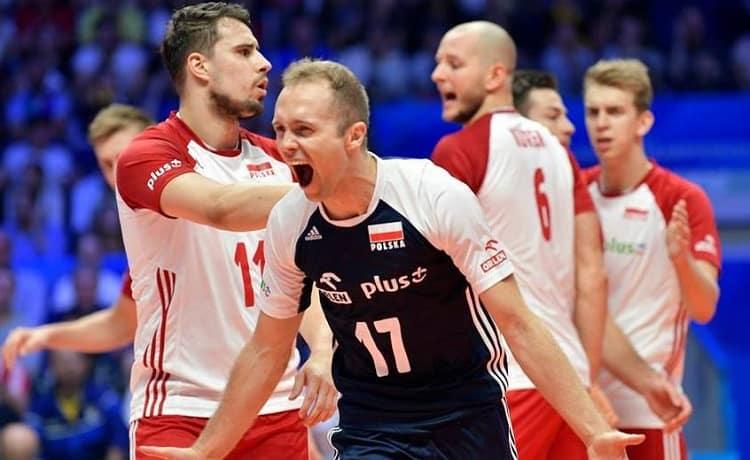 Polonia Volley Mondiali