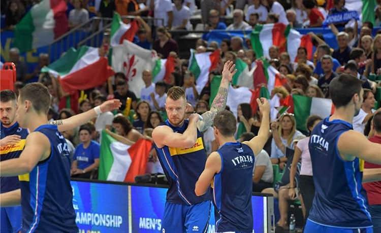 Calendario Italia Volley.Volley Preolimpico Maschile 2019 Il Calendario Delle