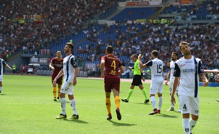 Roma-Chievo, Serie A 2018/19