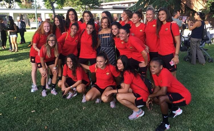Roma calcio femminile 2018/2019