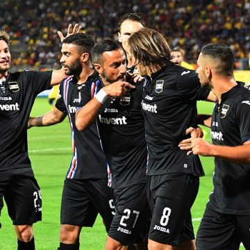 Sampdoria 2018/19
