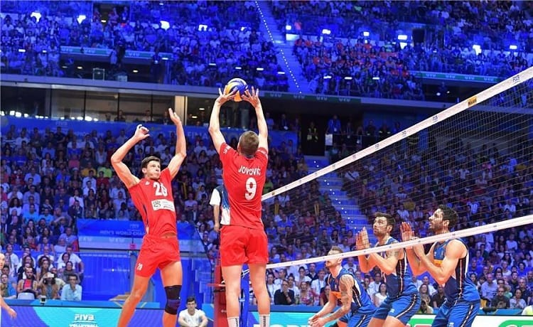 Serbia Volley Maschile