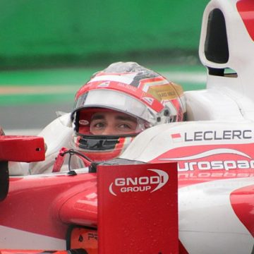 Charles Leclerc - Foto nimame - CC-BY-2.0