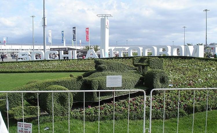 Autodromo di Sochi - Gran Premio di Russia