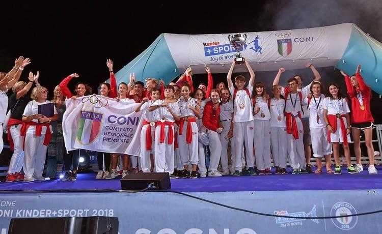 Trofeo Coni Kinder+Sport - Foto Simone Ferraro