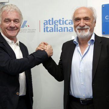 Antonio La Torre e Alfio Giomi