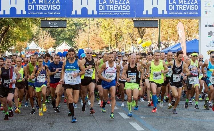 Running Mezza maratona di Treviso 2018