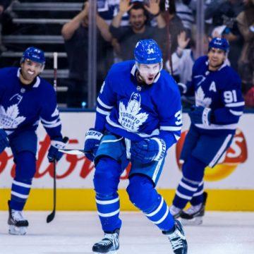 Auston Matthews - Foto PR_Relations NHL Twitter