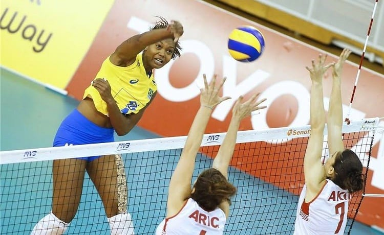 Brasile Volley Femminile