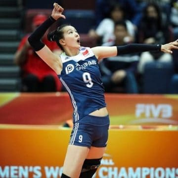 Cina Volley femminile