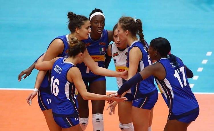 Italia volley femminile