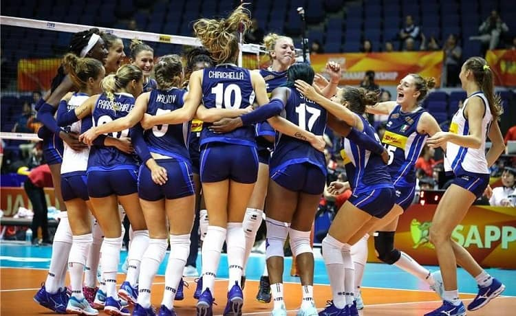 Calendario Volley Mondiali 2020.Europei Volley Femminili 2019 Calendario E Programma Delle