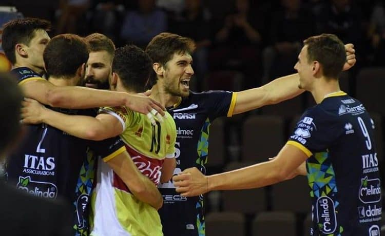 Volley: Sir Perugia vince Coppa Italia
