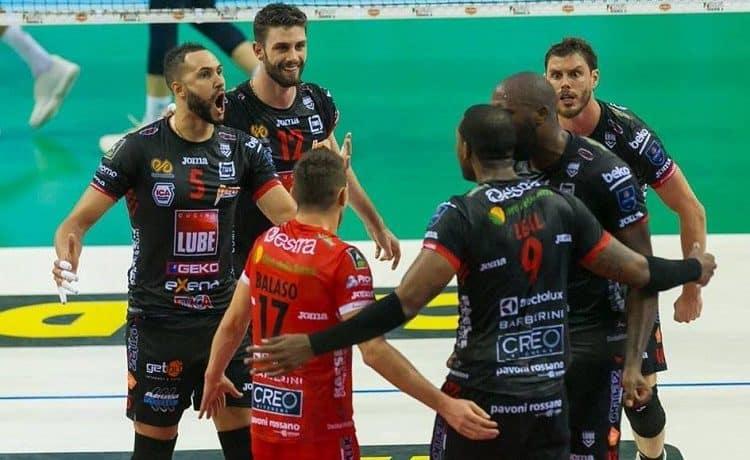 Volley maschile champions league 2019 calendario e gironi delle italiane - Cucine lube civitanova ...