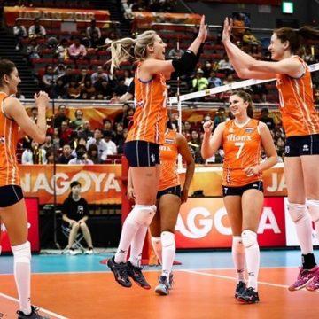 Olanda volley femminile