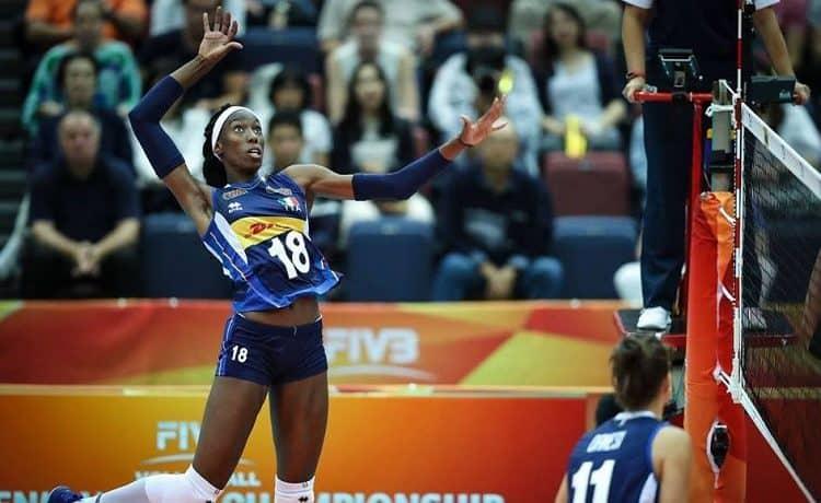 Mondiali di Volley femminile: cade l'Italia ma è comunque semifinale
