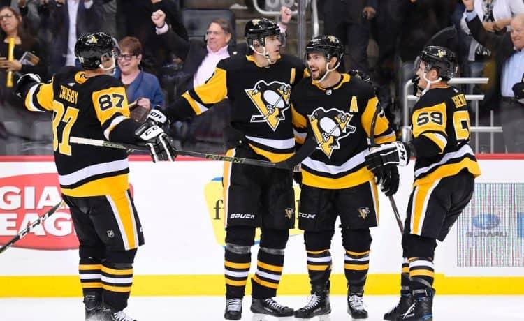 Pittsburgh Penguins - Foto PR_Relations NHL Twitter
