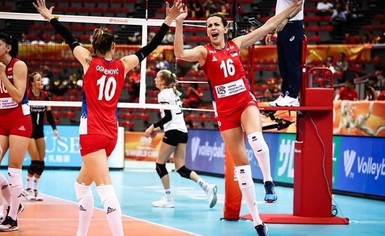Serbia Volley Femminile