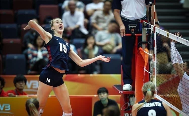 Stati Uniti volley