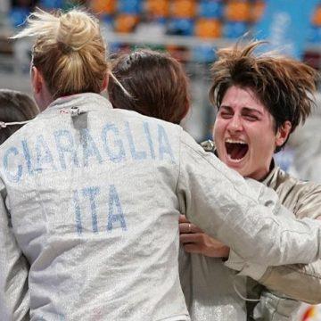 Rossella Gregorio, Irene Vecchi, Martina Criscio, Sofia Ciaraglia