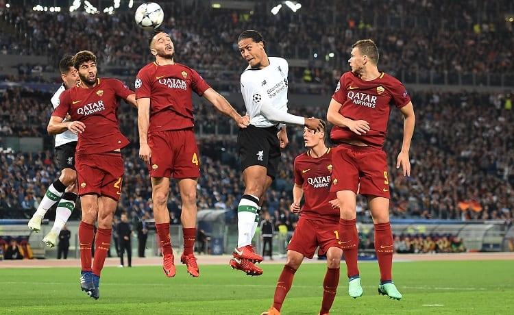 Roma-Liverpool Champions League 2017/2018