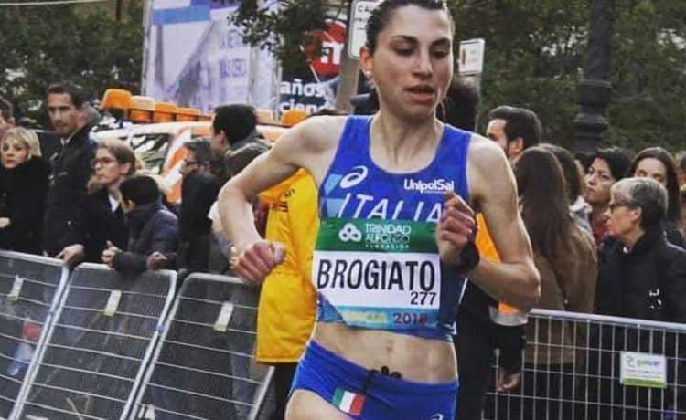 Sara Brogiato Running