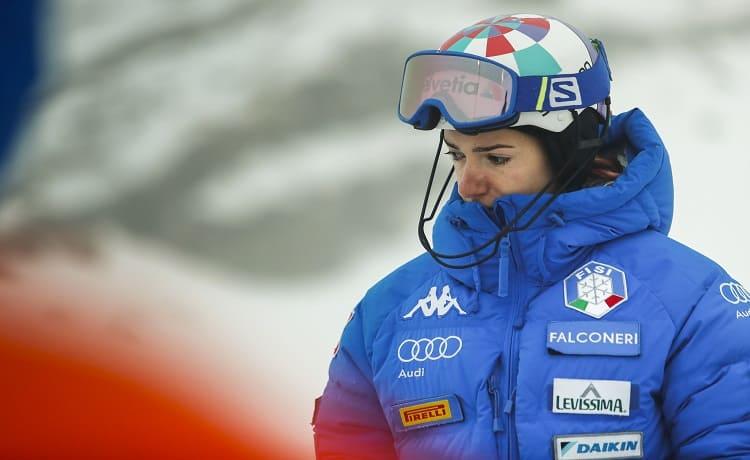 Marta Bassino - Foto Gabriele Facciotti, Pentaphoto