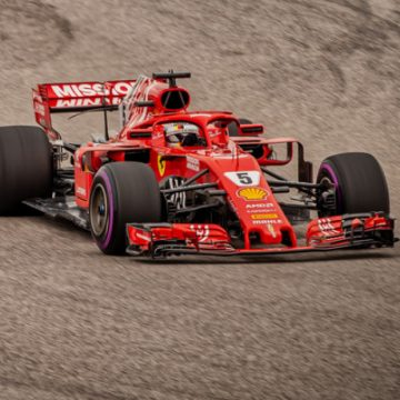 Sebastian Vettel - Foto Joe McGowan - CC-BY-ND-2.0