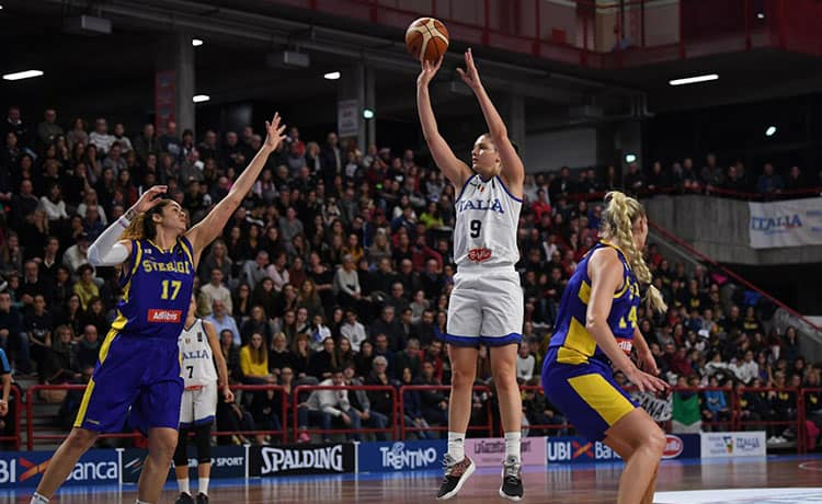 Calendario Italia Basket Europei.Basket Femminile Europei 2019 Calendario E Programma