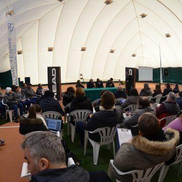 Presentazione Rome Tennis Academy