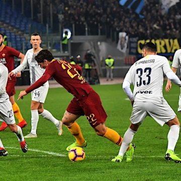 Roma-Inter, Zaniolo e D'Ambrosio