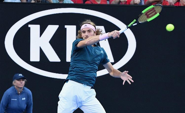 Tsitsipas e Goffin in semifinale, brilla Humbert — ATP Marsiglia