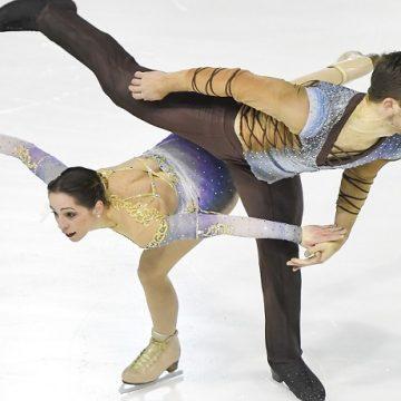 Nicole Della Monica e Matteo Guarise