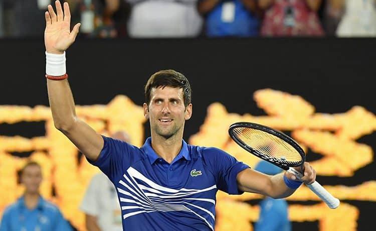 Australian Open: Djokovic e Zverev avanti, eliminato Thiem
