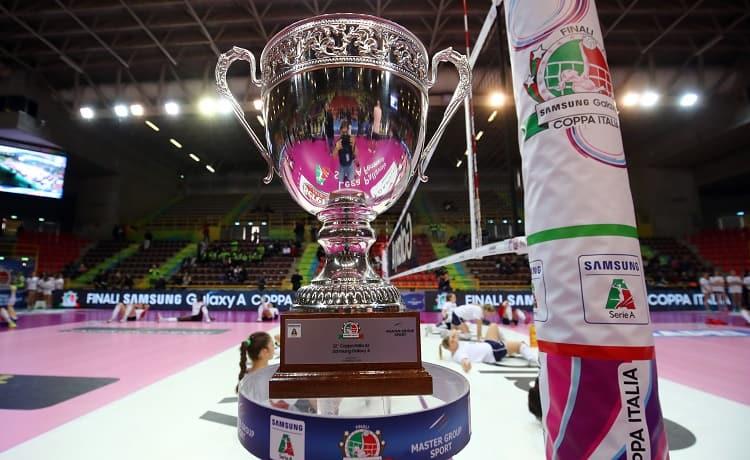 COPPA ITALIA volley femminile, finali 2021: Lara Lugli ospite della  presentazione
