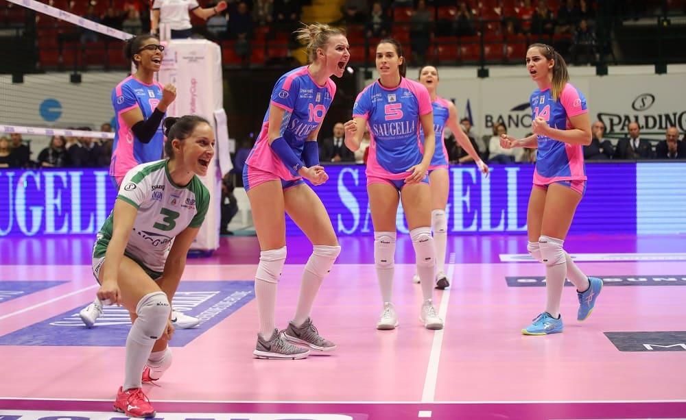 Serie A Pallavolo Femminile Calendario.Volley Serie A1 Femminile 2019 Calendario E Date Playoff
