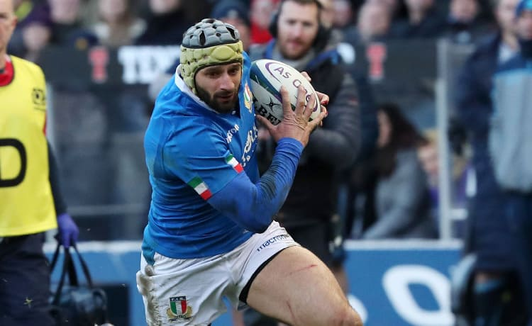 Italia, Rugby Sei Nazioni 2019 - Foto Federugby.it