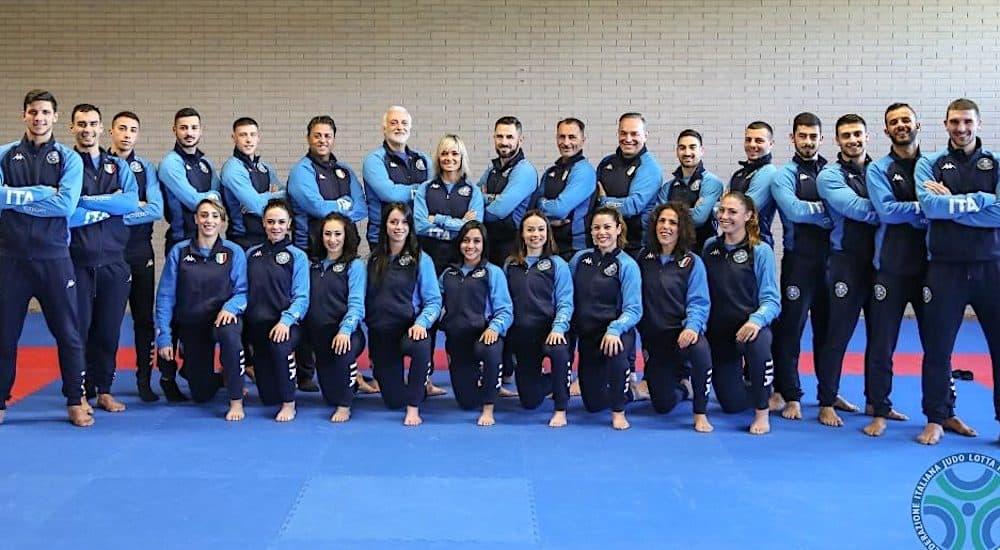 Karate Italia Europei 2019