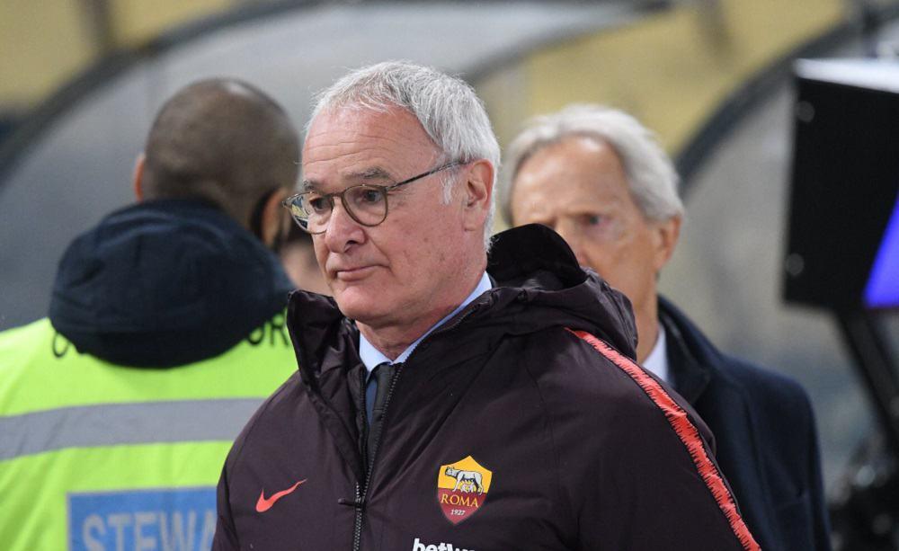 Claudio Ranieri, Roma 2018/2019