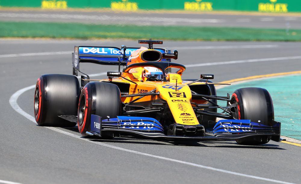Carlos Sainz, McLaren F1 - Foto Bruno Silverii
