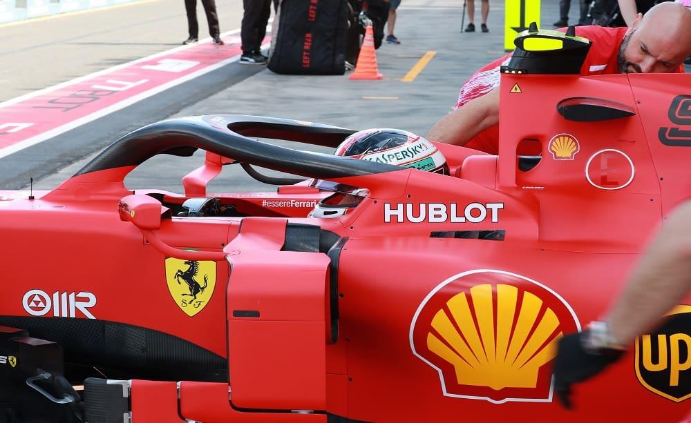 Charles Leclerc, Ferrari F1 - Foto Bruno Silverii